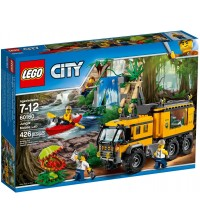 LEGO - Le laboratoire mobile de la jungle 60160