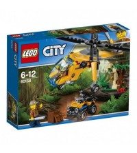 LEGO - Jungle Cargo Helicopter 60158