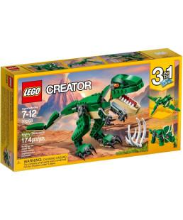 LEGO - Le dinosaure féroce 31058