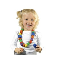 SES - I learn to thread beads