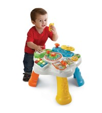 VTECH - Ma table d'activitÚs bilingue (multicolore)