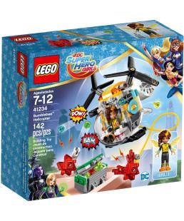 LEGO - L'hélicoptère de Bumblebee 41234